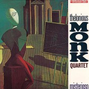 Thelonious Monk: Misterioso (33rpm-edition) - Plak