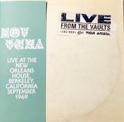 Hot Tuna: Live At The New Orleans House, Berkeley, California, September 1969 - Plak