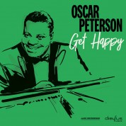 Oscar Peterson: Get Happy - Plak