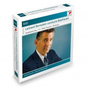 Leonard Bernstein, New York Philharmonic Orchestra: Beethoven: Symphony No 1 - 9 - CD