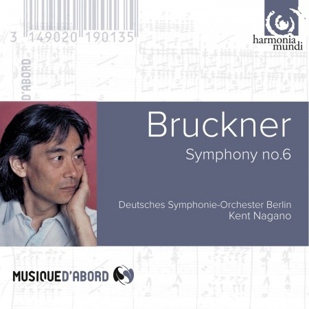 Deutsches Symphonie-Orchester Berlin: Bruckner: Symphony No.6 - CD
