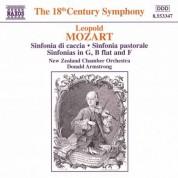 Mozart, L.: Sinfonia Di Caccia / Sinfonia Pastorale - CD