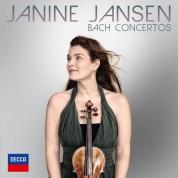 Janine Jansen, Jan Jansen, Ramón Ortega Quero, Janine Jansen Ensemble: Bach, J.S.: Violin Concertos - CD