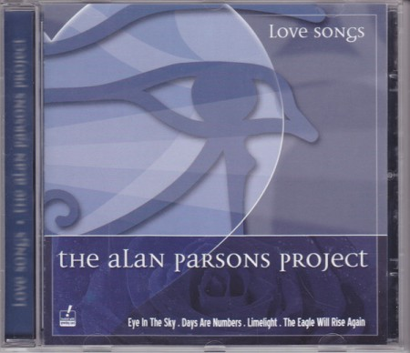The Alan Parsons Project: Love Songs - CD