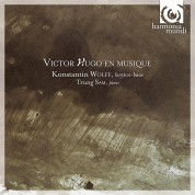 Konstantin Wolff, Trung Sam: Victor Hugo en musique - CD