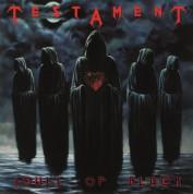 Testament: Souls Of Black - Plak