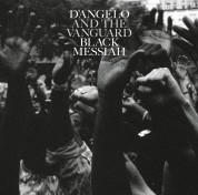 D'Angelo: Black Messiah - CD