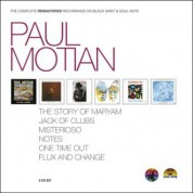 Paul Motian: The Complete Remastered Recordings on Black Saint & Soul Note - CD