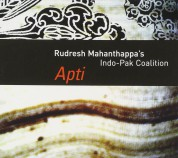Rudresh Mahanthappa: Apti - CD