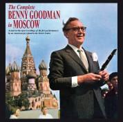 Benny Goodman: The Complete Benny Goodman In Moscow + 16 Bonus Tracks - CD