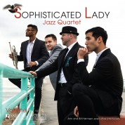 Sophisticated Lady Jazz Quartet Volume 1 - Plak