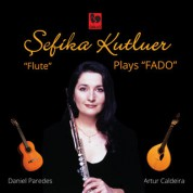 Şefika Kutluer: Plays Fado - CD