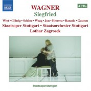 Lothar Zagrosek: Wagner, R.: Siegfried (Ring Cycle 3) - CD