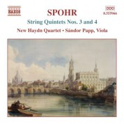 Spohr: String Quintets Nos. 3 and 4 - CD