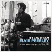 Elvis Presley: If I Can Dream - Plak