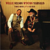 Willie Nelson, Wynton Marsalis: Two Men With the Blues - CD