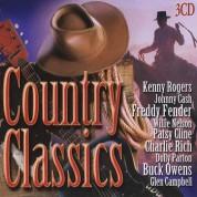 Çeşitli Sanatçılar: Country Classics - CD