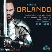 B'Rock Orchestra, Bejun Mehta, Konstantin Wolff, Kristina Hammarström, René Jacobs, Sophie Karthäuser, Sunhae Im: Handel: Orlando - CD