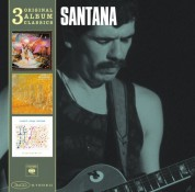 Carlos Santana: Original Album Classics - CD