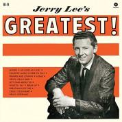 Jerry Lee Lewis: Jerry Lee's Greatest! - Plak