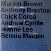 Marion Brown: Afternoon Of A Georgia Faun - CD