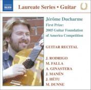Guitar Recital: Jerome Ducharme - CD