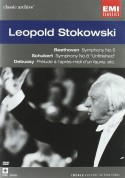 Leopold Stokowski: Beethoven, Schubert, Debussy - DVD