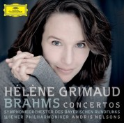 Hélène Grimaud: Brahms: Piano Concertos 1, 2 - CD
