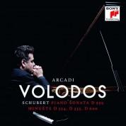 Arcadi Volodos: Schubert: Piano Sonata D 959 & Minuets D 334 - Plak