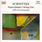 Schnittke: Piano Quintet / String Trio / Stille Musik - CD