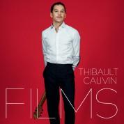 Thibault Cauvin: Films - CD