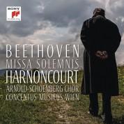 Nikolaus Harnoncourt, Concentus Musicus Wien: Beethoven: Missa Solemnis Op. 123 - CD