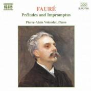 Faure: Preludes, Op. 103 / Impromptus - CD