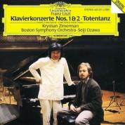 Boston Symphony Orchestra, Krystian Zimerman, Seiji Ozawa: Liszt: Piano Concertos No. 1 + 2 - CD