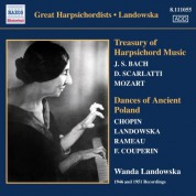 Wanda Landowska: Landowska: Treasury of Harpiscord Music - CD