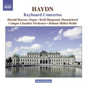 Helmut Muller-Bruhl: Haydn, J.: Keyboard Concertos - CD