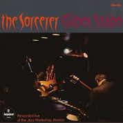 Gabor Szabo: The Sorcerer - Plak