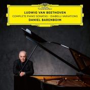 Michael Barenboim, Daniel Barenboim: Beethoven: Complete  Piano Sonatas And Diabelli Variations - CD