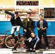 Big Time Rush: 24 / Seven - CD