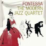 The Modern Jazz Quartet: Fontessa - Plak