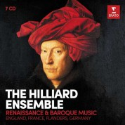 The Hilliard Ensemble: Renaissance & Baroque Music - CD