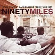 Stefon Harris: NINETY MILES - CD