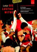 Gunther Emmerlich, Lydia Teuscher, Bo Skovhus, Petra-Maria Schnitzer, Dresden Staatskapelle, Manfred Honeck: Lehár: Die Lustige Witwe - DVD