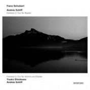András Schiff, Yuuko Shiokawa: Franz Schubert: Fantasien - CD