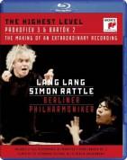 Lang Lang, Simon Rattle, Berliner Philharmoniker: The Highest Level - BluRay