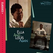 Ella Fitzgerald, Louis Armstrong: ELLA AND LOUIS AGAIN - CD