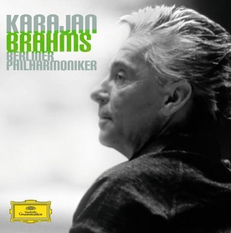 Berliner Philharmoniker, Herbert von Karajan: Brahms: 4 Symphonien Karajan 1978 - CD
