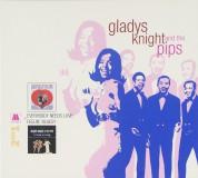 Gladys Knight & The Pips: Everybody Needs Love+ Feelin' Bluesy - CD