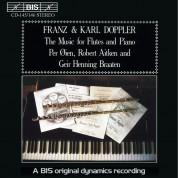 Per Øien, Geir Henning Baraaten, Robert Aitkens: Franz and Karl Doppler: Complete Music for Flute(s) and Piano - CD