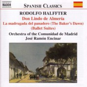 Halffter: Dom Lindo De Almeria / La Madrugada Del Panadero - CD